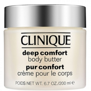 DEEP COMFORT BODY BUTTER Crème pour le Corps Pur Confort
