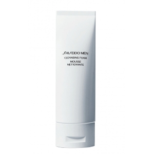 SHISEIDO MEN Mousse Nettoyante