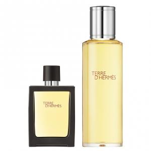 TERRE D'HERMÈS Parfum Vaporisateur et sa Recharge