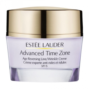 ADVANCED TIME ZONE Crème Experte Anti-Rides et Ridules SPF 15