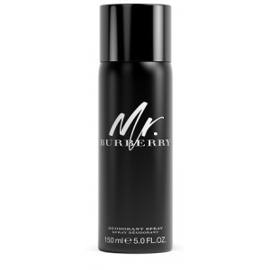 BURBERRY Mr Burberry déo spray 150ml