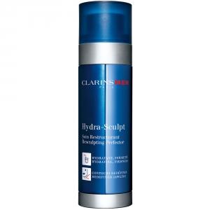 CLARINS MEN HYDRA-SCULPT Soin Hydratant, Fermeté