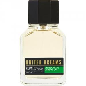 UNITED DREAMS DREAM BIG POUR HOMME  Eau de Toilette Vaporisateur