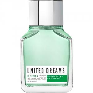 UNITED DREAMS BE STRONG POUR HOMME Eau de Toilette Vaporisateur