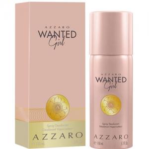 AZZARO WANTED GIRL Déodorant Vaporisateur