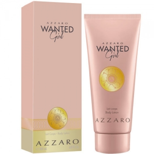 AZZARO WANTED GIRL Lait Corps