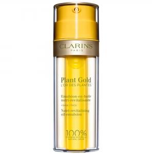 PLANT GOLD - L'OR DES PLANTES Émulsion-en-huile nutri-revitalisante visage