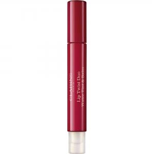 LIP TWIST DUO WATER TINT & BALM 2-en-1 pour les lèvres, feutre coloré mat haute tenue & baume top-coat scintillant