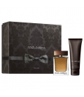 COFFRET THE ONE FOR MEN  Eau de Toilette 50 ml + Baume après rasage 75 ml
