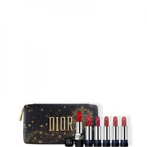 ROUGE DIOR Coffret rouge à lèvres rechargeable - Edition limitée collection Golden Nights