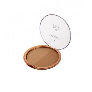 VIP BRONZE Poudre Soleil Duo Maxi Format - Sublimateur de bronzage - Vegan