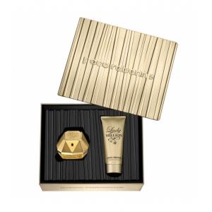 COFFRET LADY MILLION  Eau de parfum 50ml + lotion pour le corps 75ml