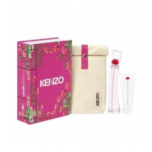 COFFRET FLOWER POPPY BOUQUET Eau de Parfum florale 50 ml + Lait corps 75 ml