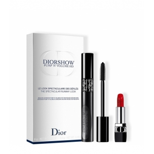 COFFRET MASCARA Diorshow Pump 'N' Volume