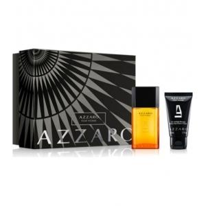 COFFRET AZZARO HOMME Eau de Toilette 50 ml + Shampoing Corps et Cheveux 50 ml