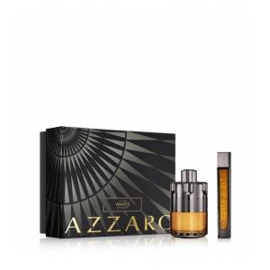 COFFRET AZZARO WANTED BY NIGHT Eau de Parfum 100ml + 15 ml