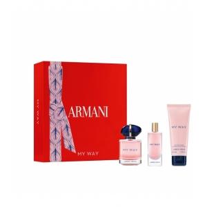 COFFRET MY WAY Eau de Parfum 50ml + 2 Produits