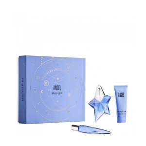 COFFRET ANGEL Eau de Parfum 25ml ressourçable + 2 produits