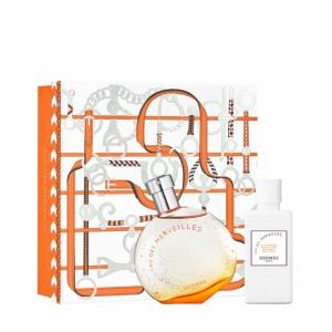COFFRET EAU DES MERVEILLES Eau de Toilette 50 ml + Lait Corps 40 ml