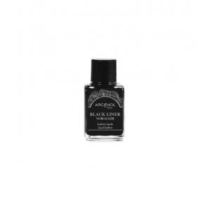 BLACK LINER ELIXIR Eyeliner liquide Professionnel - Vegan