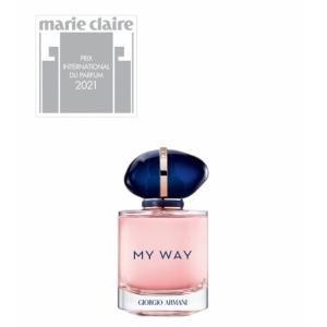 MY WAY Eau de parfum vaporisateur rechargeable