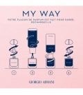 MY WAY INTENSE Eau de Parfum Rechargeable