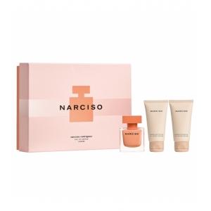 NARCISO AMBREE Coffret Eau de Parfum