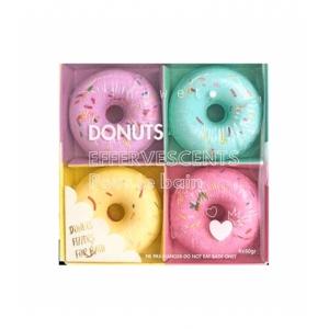 Bombes de bain effervescente Vegan Coffret Donuts