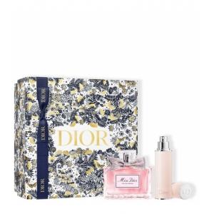 MISS DIOR Coffret Cadeau Eau de Parfum & Vaporisateur de Voyage
